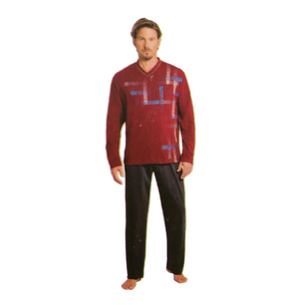 """Herren Pyjama """"Klima Light"""" 53244"""