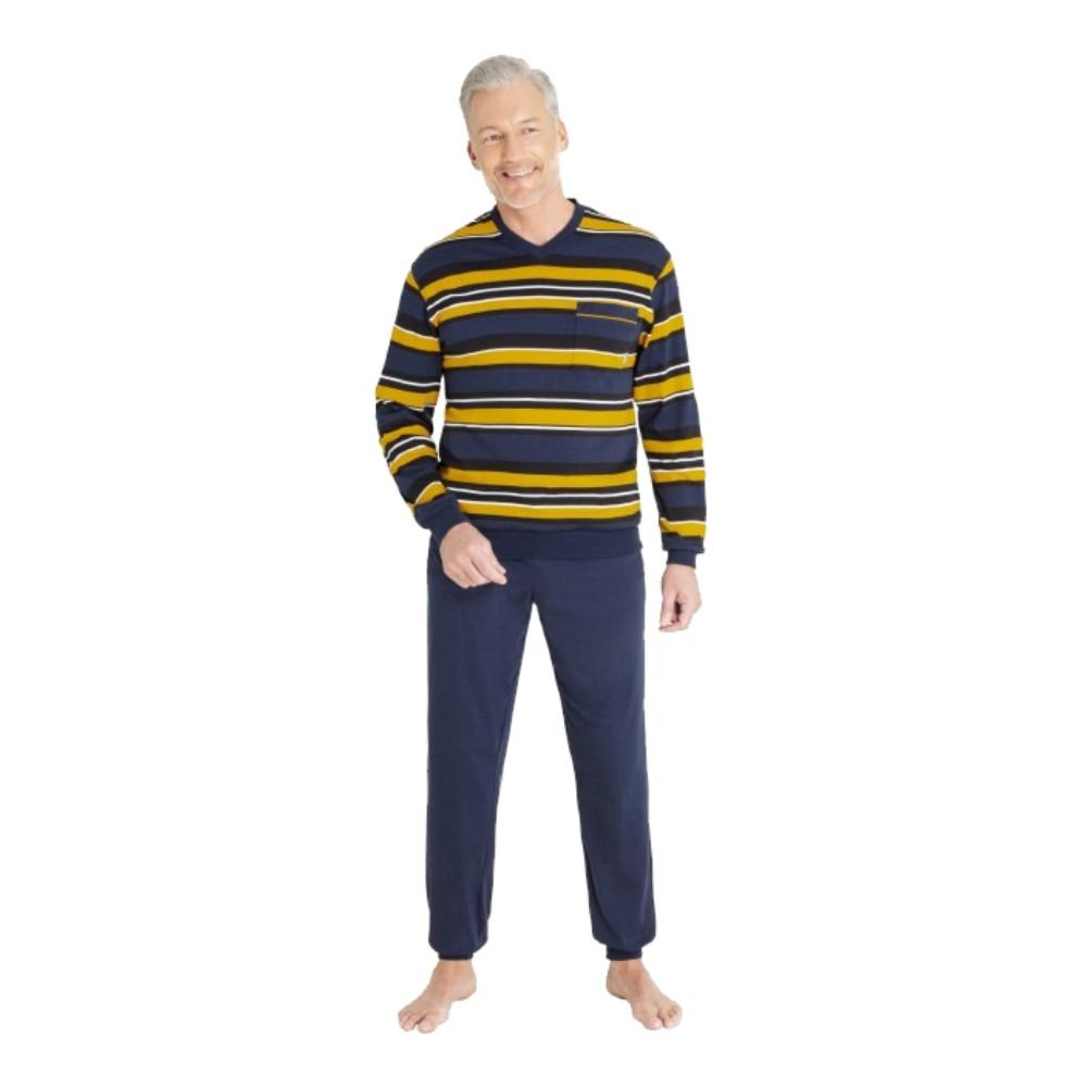 """Herren Pyjama """"Klima Light"""" 53348"""