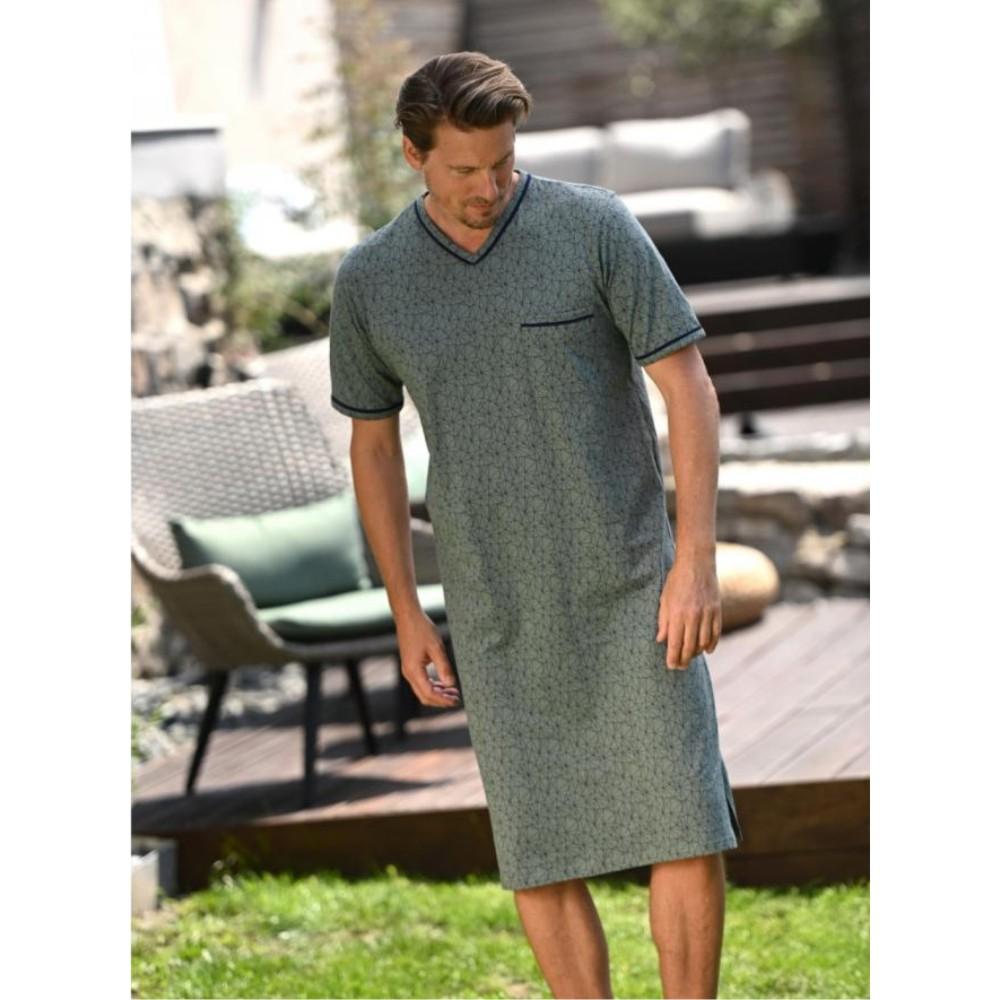 """Herren Nachthemd """"Modern Look"""" 1241014"""