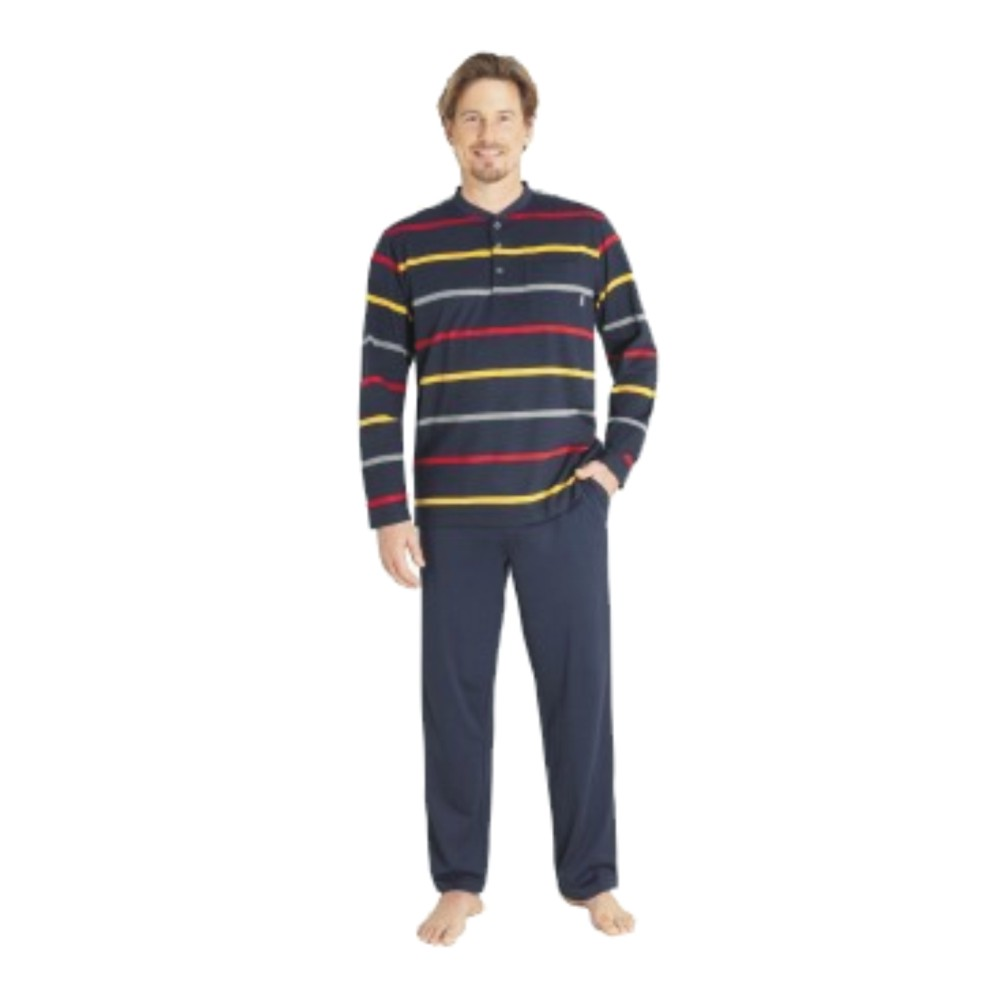 """Herren Pyjama """"Klima Komfort"""" 53330"""