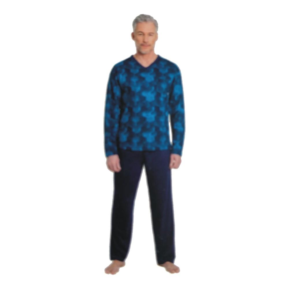 "Herren Pyjama ""Premium Cotton"" 53258"