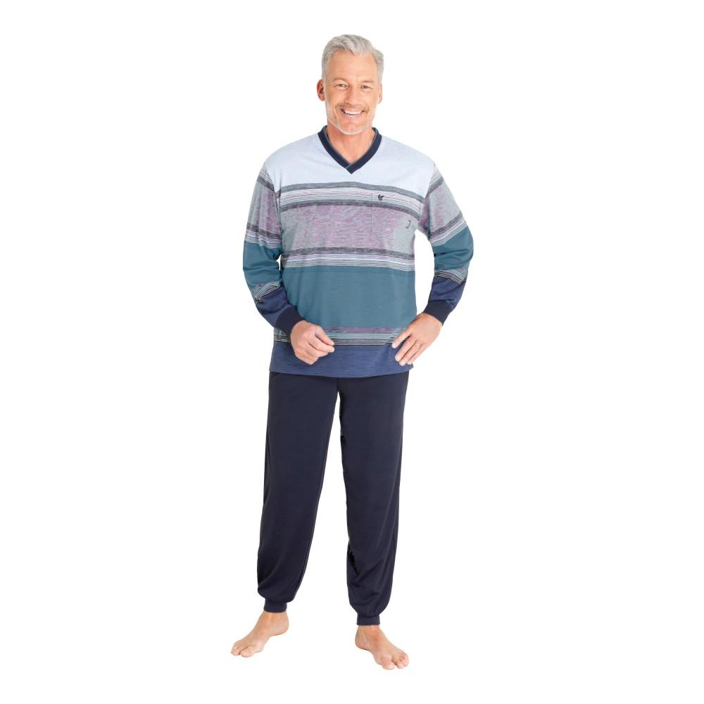 """Herren Pyjama """"Klima Komfort"""" 53341"""