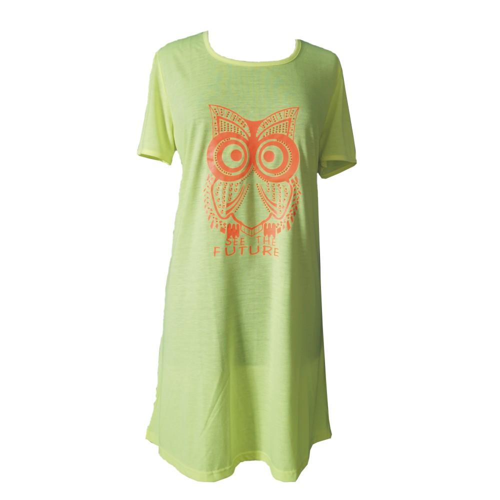 """Damen Nachthemd """"Neon"""" 5111002"""