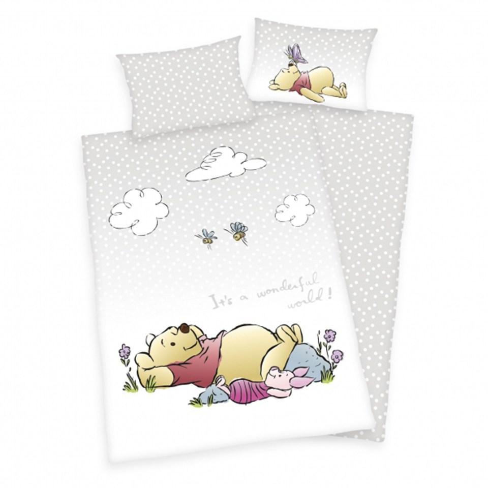 """Bettwäsche Disney """"Winnie the Pooh"""""""