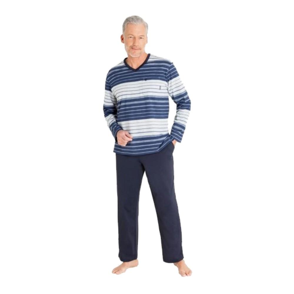 """Herren Pyjama """"Klima Komfort"""" 53328"""