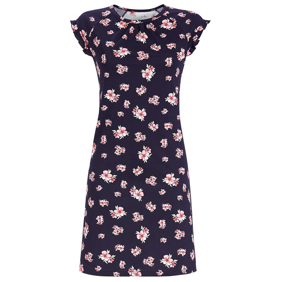 """Damen Nachthemd """"Bloomy"""" 9251002"""