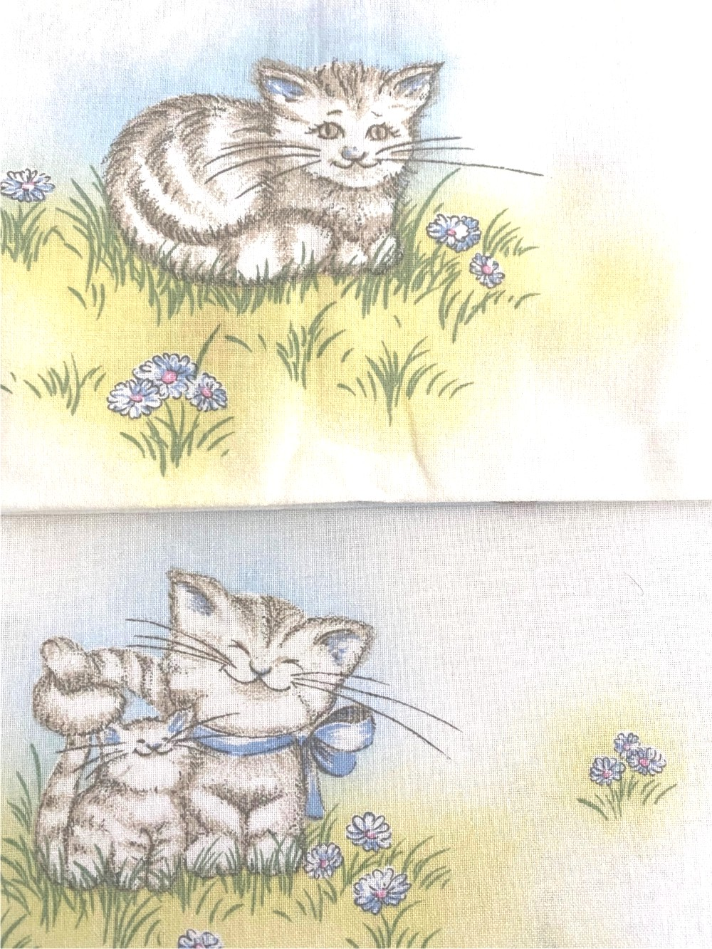 Bettwäsche - kleine Kätzchen