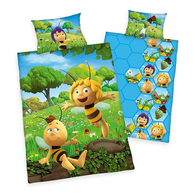 """Bettwäsche """"Die Biene Maja"""""""