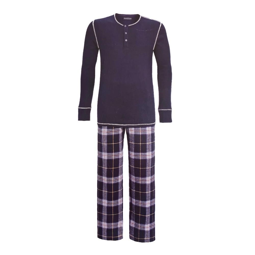 "Herren Pyjama ""Baumwolle"" 6441247"