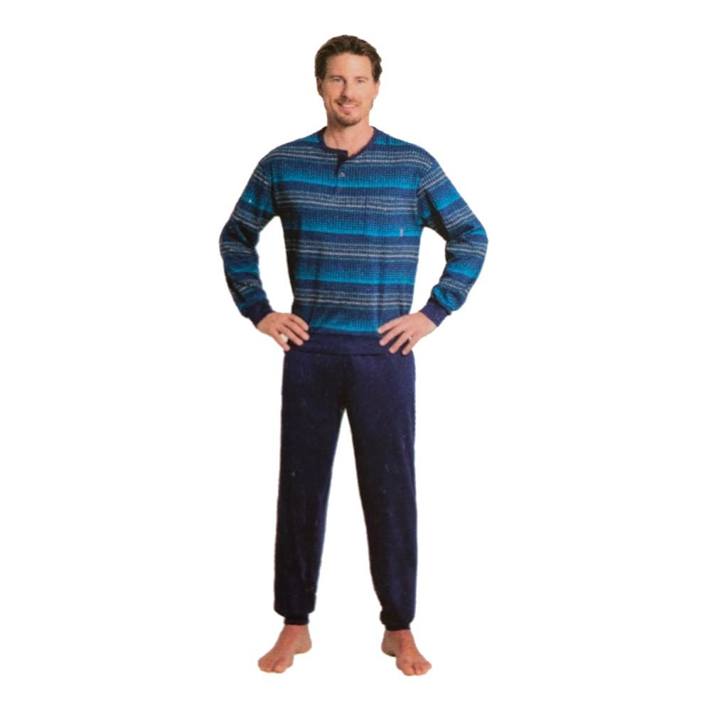 "Herren Pyjama ""Premium Cotton"" 53259"