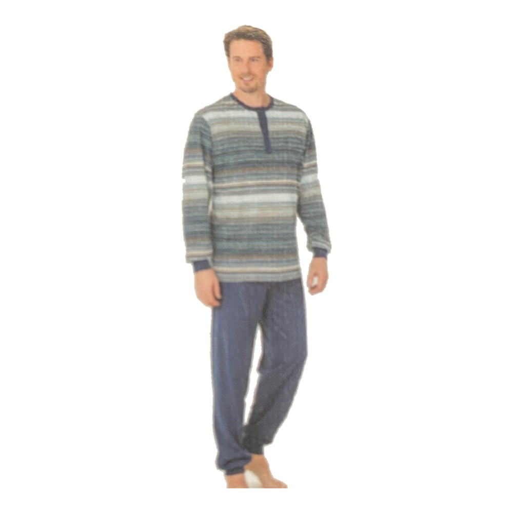 """Herren Pyjama """"Klima Komfort"""" 53012"""