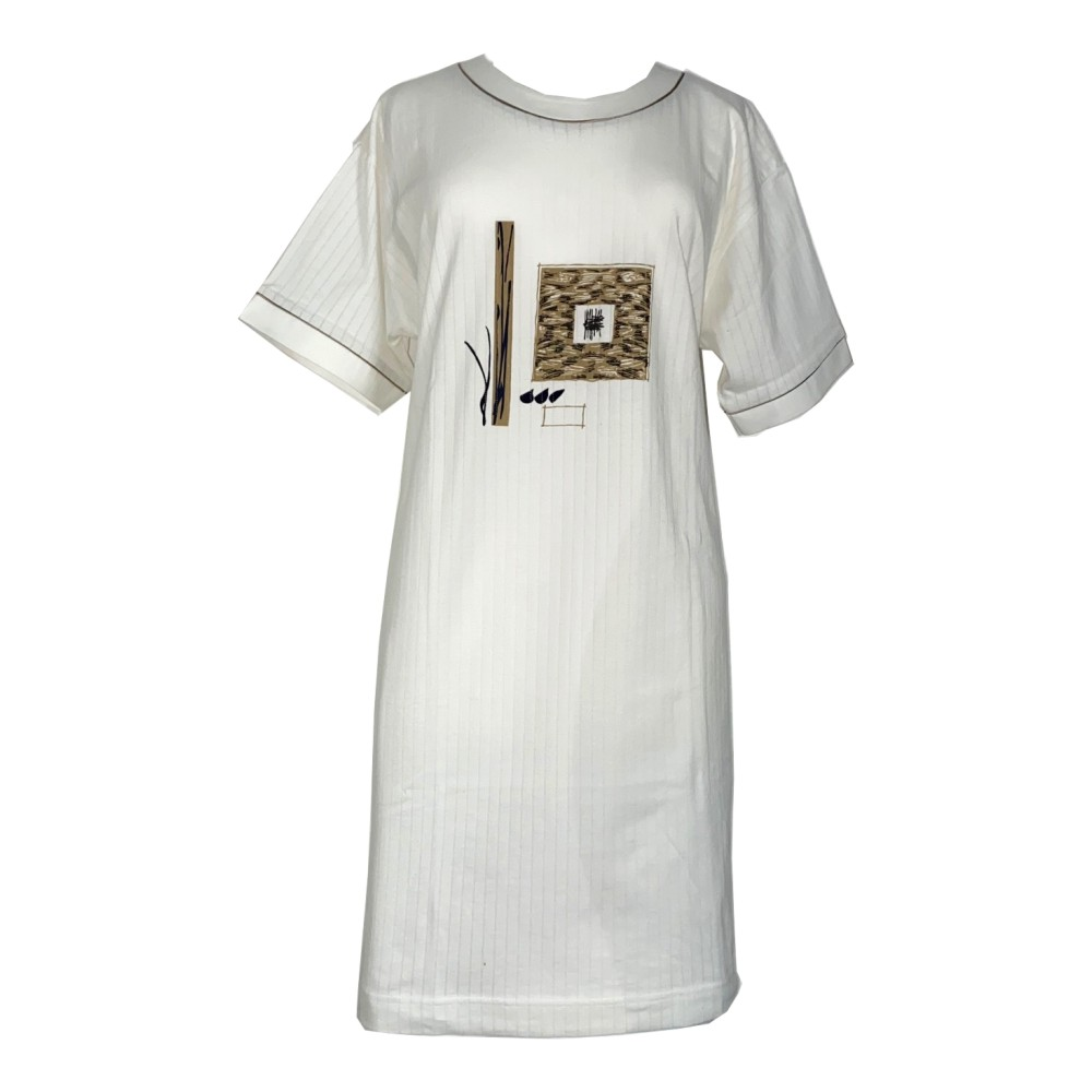 Damen Nachthemd 611046