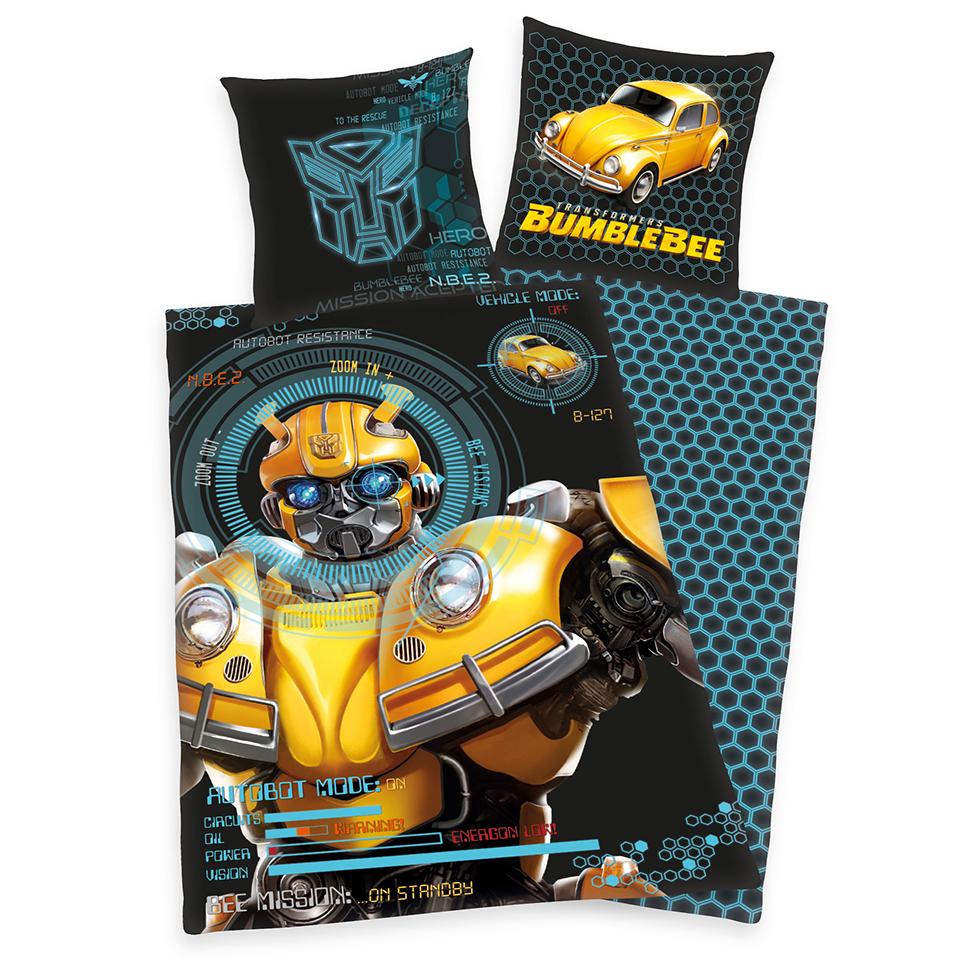 "Bettwäsche Transformers ""Bumblebee"""