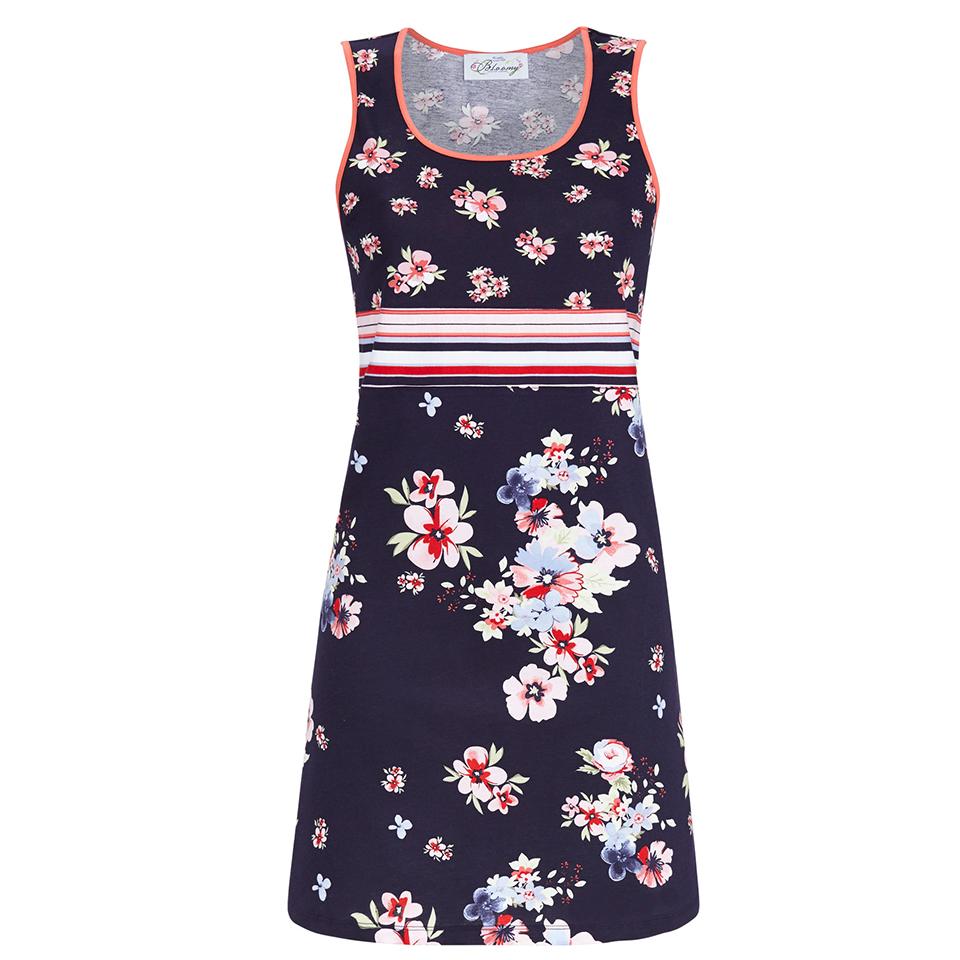"""Damen Nachthemd """"Bloomy"""" 9251004"""