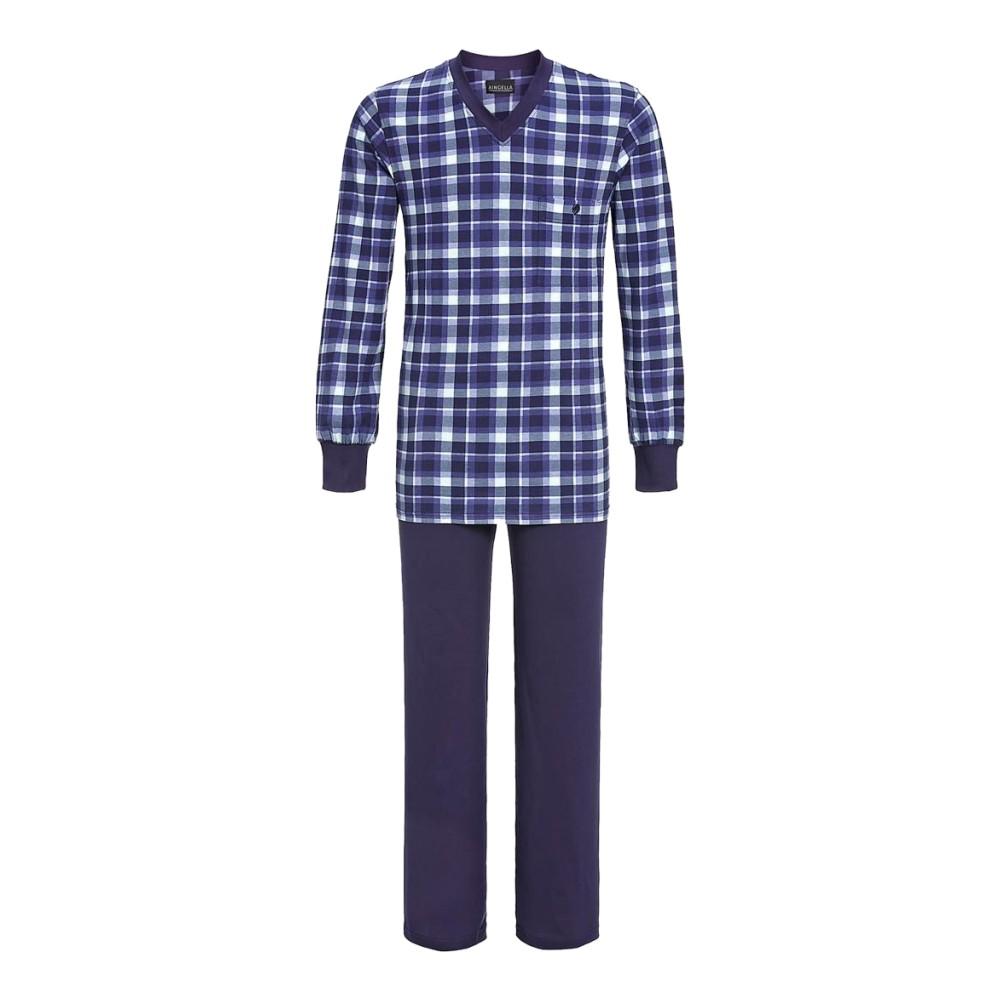 "Herren Pyjama ""Baumwolle"" 6441229"